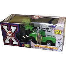 african safari car e team african safari expedition figures playset radar toys