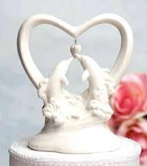 glass wedding cake toppers swan wedding cake toppers porcelain swans anniversary topper