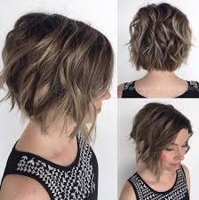 layer thick hair for ashort bob neck length short to medium hairstyles for thick hair