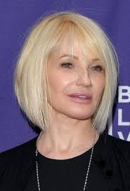 bob haircuts with bangs for women over 50 top short bob hairstyles with bangs over 50