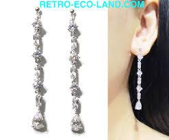 non pierced earrings non pierced earrings archives comfortable bridal wedding clip on