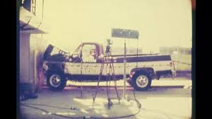 Classic Chevy Trucks Wanted - 1979 chevy silverado k20 gmc pickup frontal crash test by