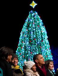 wh kick ed off hanukkah national christmas tree lighting 2010