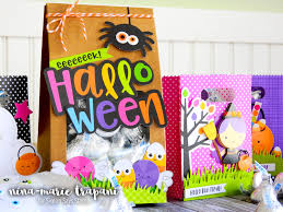 studio monday with doodlebug treat bags for