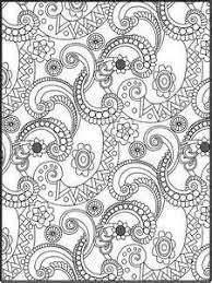 free abstract pattern coloring thaneeya mcardle kleurig