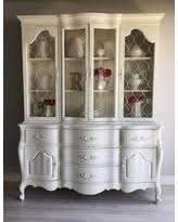 amazing deal on french country china cabinet drexel china cabinet