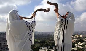 rams horn trumpet rosh hashanah part 3
