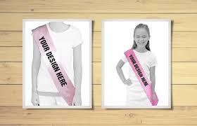 custom sash custom sashes bachelorette sash pageant sashes