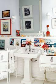 Eclectic Bathroom Ideas Eclectic Bathroom Decor Eclectic Bathroom Tsc Helena Source