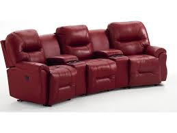 Viva 2577 Home Theater Recliner Best Home Furnishings Bodie 3 Seater Power Reclining Home Theater