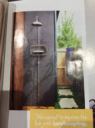 How To Plumb An Outdoor Shower - copper shower murray rodent robert plumb korbel bathrooms