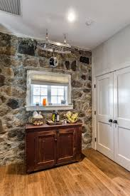 kitchen room pull down bed french country wallpaper wall key