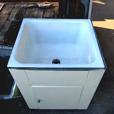 Deep Sinks For Laundry Rooms by Utility Sink Pump Vent Sinks And Faucets Decoration