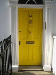 front doors kids coloring yellow front door paint color 66