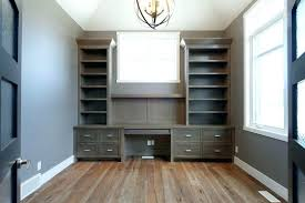 Home Office Built In Furniture Home Office Built In Furniture Custom Built Home Office Furniture