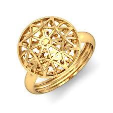 rings online gold images Designer gold maze tangled rings online jpg
