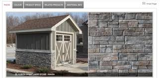 Interior Brick Veneer Home Depot Diy Stone Exterior With Fusion Stone Avail At Home Depot