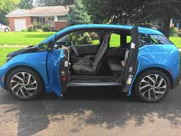 2017 bmw i3 electric vehicle goes longer on style than miles