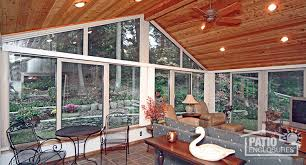 Patio Enclosures Rochester Ny by 3 Differences Between 3 Season Sunroom And 4 Season Sunroom