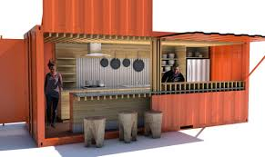 a floor plan for house made from shipping containers dont know