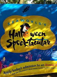 seaworld halloween halloween spooktacular a festa de halloween do seaworld