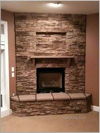 Ginger Home Decor by Decorations High Stone Fireplaces Mantels Up To Ceiling For