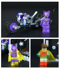 lepin 07058 new genuine batman movie series the catwoman