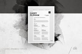 Resume Examples For It Jobs by Resume Templates Creative Market