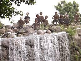 Rock Garden Of Chandigarh Nek Chand S Rock Garden Rock Garden Chandigarh Rock Garden