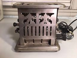 Art Deco Toaster Toasters Home U0026 Hearth Antiques