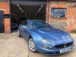 maserati 2002 used maserati cars for sale in marlow berkshire