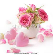 Flowers In A Vase Images Pink Flowers Vase Stock Photo 107213186 Shutterstock