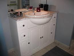 meuble cuisine dans salle de bain peindre un meuble de salle de bain newsindo co