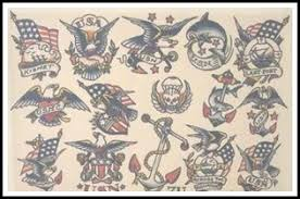 sailor jerry tattoos flash and their drop dead beauty