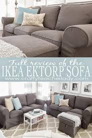Denim Slipcover Sofa by Sofas Center Crafty Teacher Lady Review Of The Ikea Ektorp Sofa
