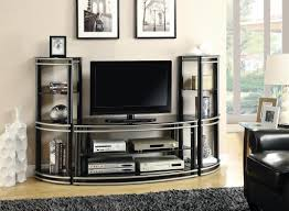Hall Showcase Furniture Black Metal Tv Stand Steal A Sofa Furniture Outlet Los Angeles Ca