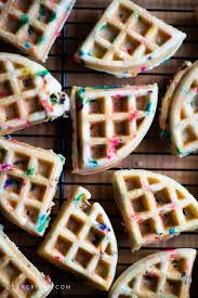 best 25 cake batter waffles ideas on pinterest cake batter