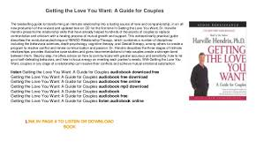 download mp3 from page source getting the love you want a guide for couples download mp3 free 30 d