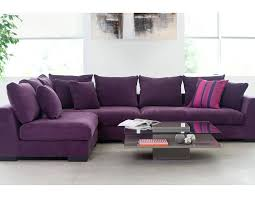 Purple Leather Sofa Sets 30 Inspirations Of Eggplant Sectional Sofa