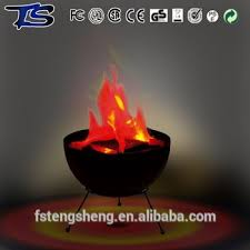 Flame Decorations Table Top Fake Fire Flame Party Decorations Led Fire Light For