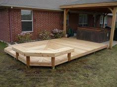 good bench idea would work for a high