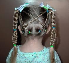 the criss cross braid with braid 7 little braided