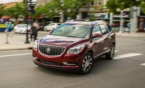 2017 buick enclave u2013 review u2013 car and driver