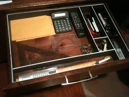 Wood Desk Drawer Organizer Desk Drawer Organizer