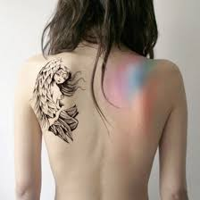 wing tattoos for pretty stickers 4 in one package