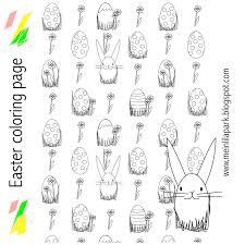 free printable easter egg coloring page ausdruckbare ausmalseite