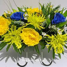 cemetery flowers cemetery flowers artificial cemetery flowers honor your loved one