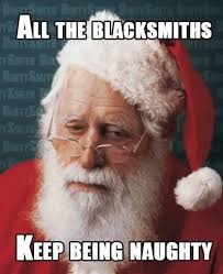 Dirty Santa Meme - dirty smith because they want your coal santa merry facebook
