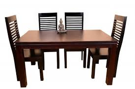 Six Seater Dining Table And Chairs Buy 6 Seater Classic Dining Table Set Small Size Dining Room 6