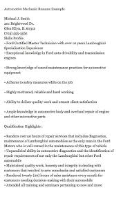 Automotive Technician Resume Samples by 1902 Best Free Resume Sample Images On Pinterest Cover Letters